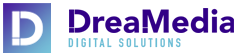 DreaMedia – Digital Solutions Logo